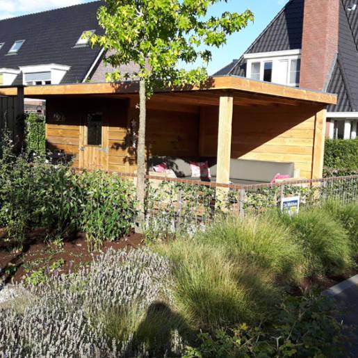 Leusden_Tuin-vernieuwen-terrassen-overkapping_171229